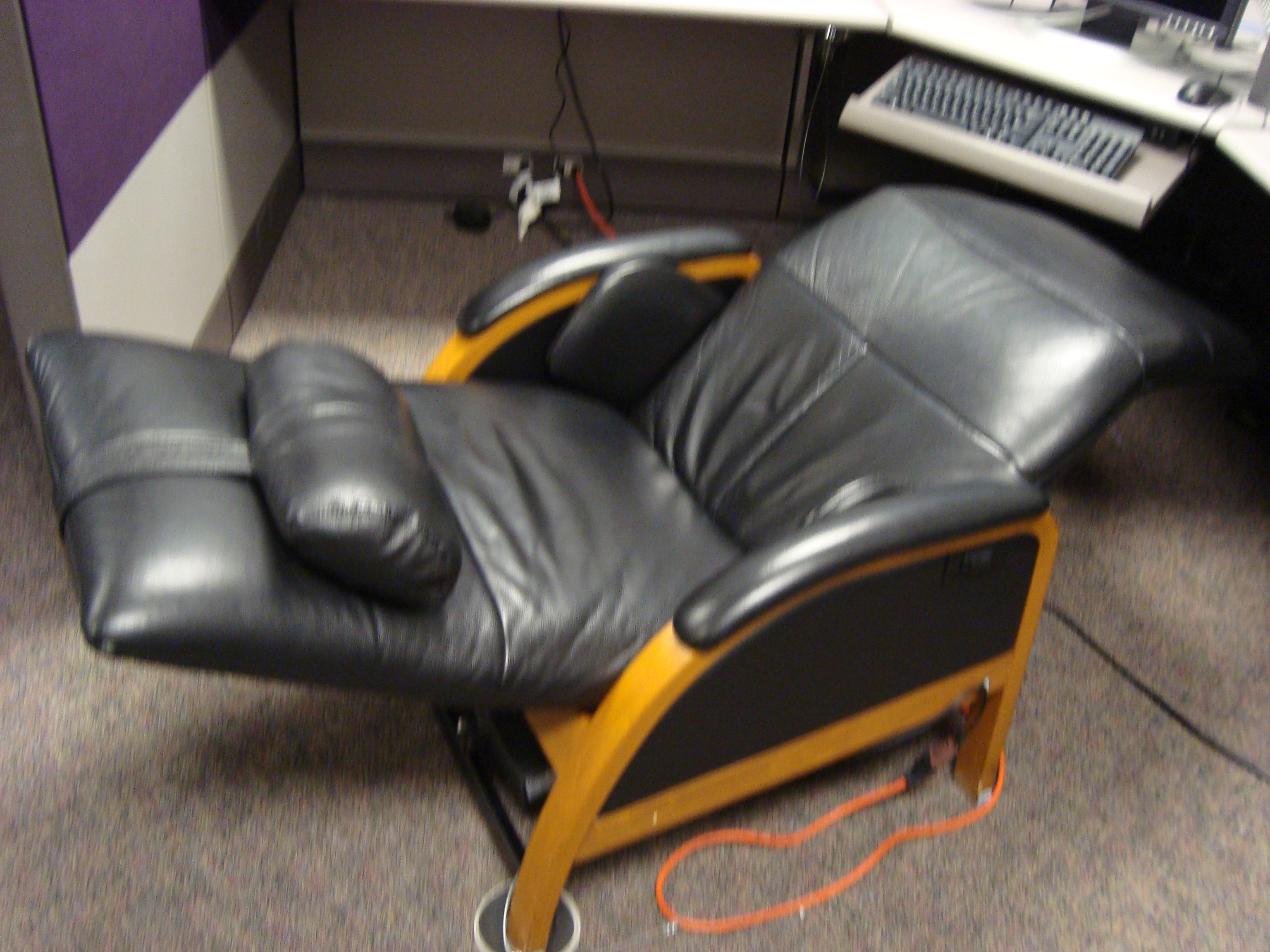 Adjustable Chair in Knox Center