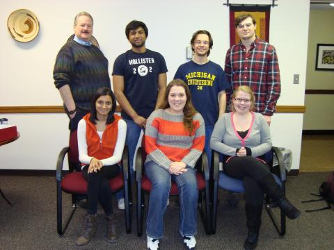 SSD's first Student Advisory Board